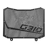 Tankschutzhaube, Motorrad-Wasserkühlmittelbehälter Tankschutzhaube für G310R G310GS 17-18 Schwarz