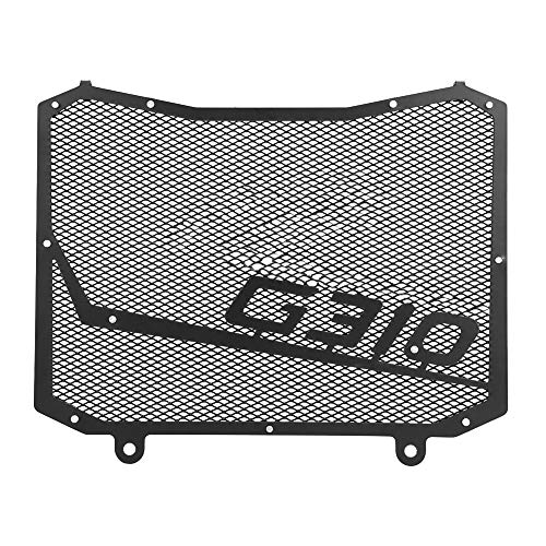 Reservoir Tankschutzhaube, Motorrad Wasserkühlmittel Reservoir Tankschutzhaube Passend für G310R G310GS 2017-2018 Schwarz