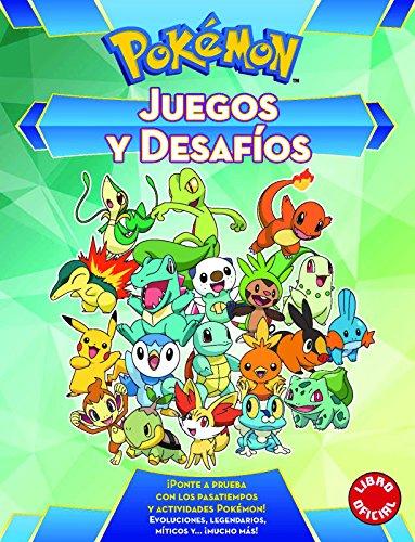 Pokémon. Juegos Y Desafíos (POKEMON)