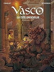 Vasco - tome 26 - La Cité ensevelie