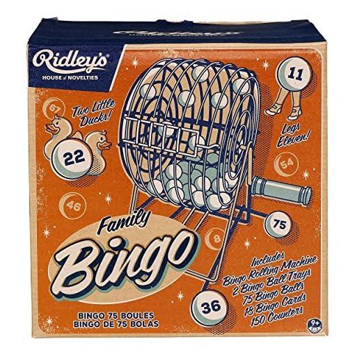 Ridley-s-rid294-Bingo