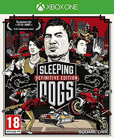 Sleeping Dogs - Definitive