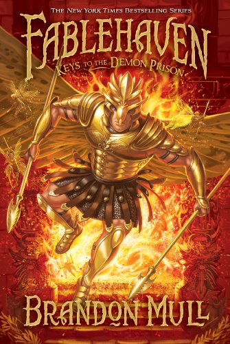 Keys to the Demon Prison (Fablehaven) por Brandon Mull