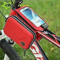 Bazaar ROCKBROS Multi Funktions Fahrrad Telefon Halter Fahrrad Licht Bluetooth Audio Powerbank Cycling Ring Bell Integrierter USB Ladeger/ät Bike Zubeh/ör