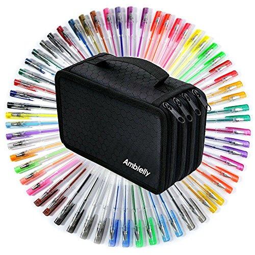 ambielly-gel-stylos-pack-de-60-avec-ambielly-72-emplacements-pen-bag-case-pour-adultes-coloriage-des