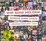 Tausend Wirre Worte - Lieblingslieder 2002-2010 (2CDs+DVD) -