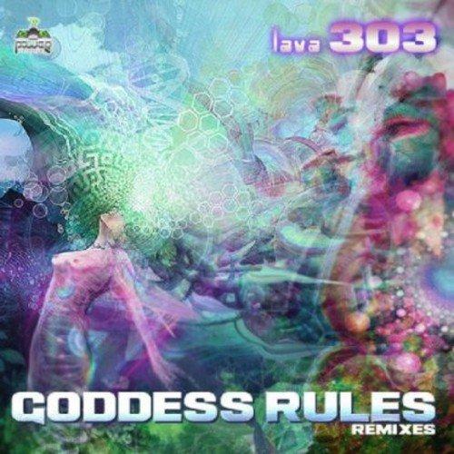 Preisvergleich Produktbild Goddess Rules Remixes
