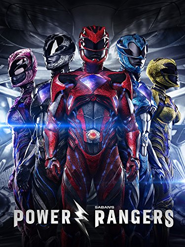 Power Rangers [dt./OV] (Held Themen Kostüm)