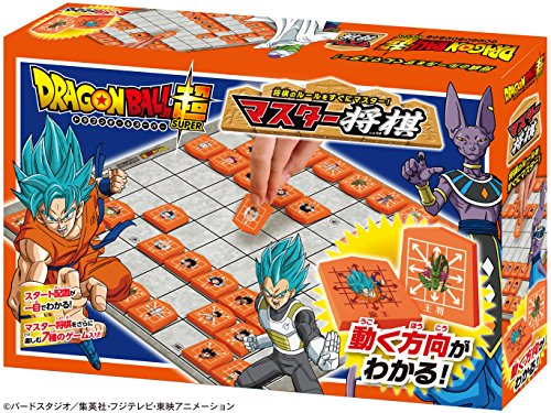SUPER MASTER SHOGI DRAGON BALL SUPER