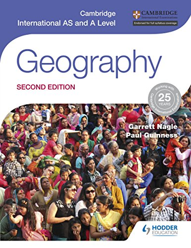 Cambridge International AS and A Level Geography second edition (English Edition)