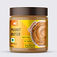 Muscleblaze Peanut Butter with Added Omega, Creamy, 340g