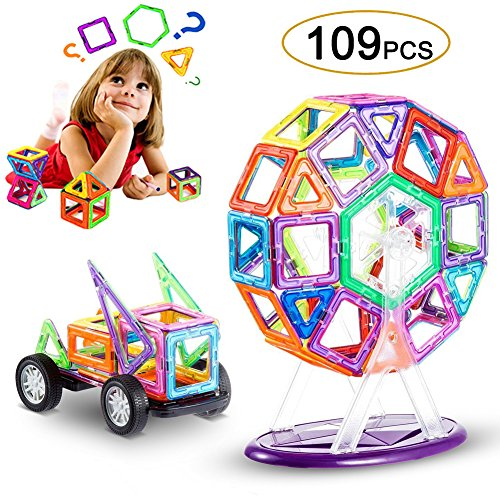 livehitop-109-pcs-magnetic-building-blocks-set-magic-magnet-diy-3d-construction-stacking-with-wheel-