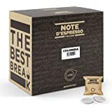 Note d'Espresso Italiano - Bolsitas de Café de Colombia Monodosis - 150 Bolsas da 7g, Total: 1050 g