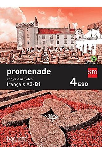 Cahier de français. 4 ESO. Promenade