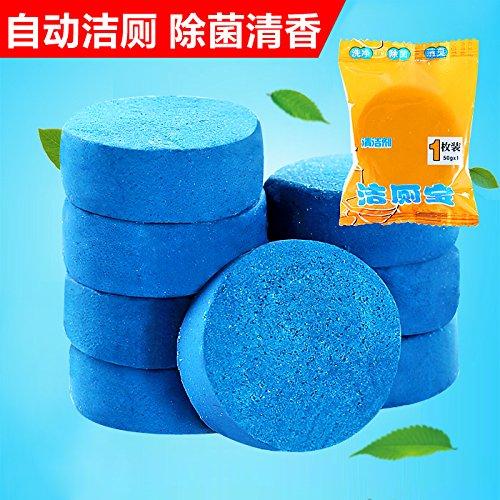 ichen Bedarfs Wc Eimer Reiniger entfernen, Bakterien, unangenehme Gerüche wc Beize Desodorierung Blue Bubble Urinal Urinal Po Home Agent ()