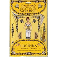 The Enchanted Dolls' House: Paper Dolls - Lucinda
