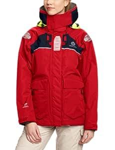 Henri Lloyd Ladies Ultimate Cruiser Jacket RED Y00261 Size - - Extra Large