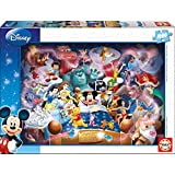 Educa 15190 - Mickey's Dream - 1000 pieces - Disney Family Puzzle