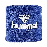 Hummel OLD SCHOOL SMALL WRISTBAND TRUE BLUE/WHITE
