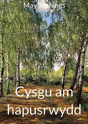 Cysgu am hapusrwydd (Welsh Edition) por May  Jennings