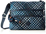 Kipling Women's Alvar Cross-Body Bag, Multicolor (78M City Highlight), 33x26x4.5 cm (...