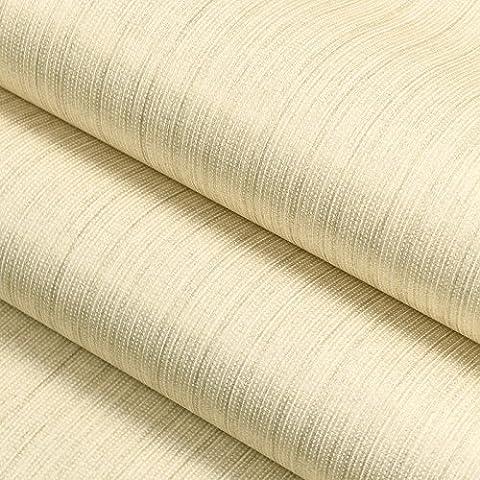 ZYONG*Selvatica del panno non tessuto carta da parati a strisce di colore del pixel piastrellata completa camera da letto sfondo moderno parete minimalista sul divano colore solido m giallo