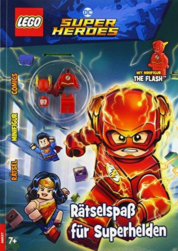 (LEGO®DC COMICS SUPER HEROES - Rätselspaß für Superhelden)