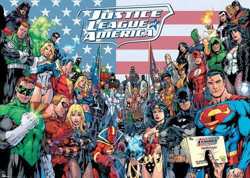 dc-comics-classic-giant-group-poster-xxl-format-geant-140-x-100-cm
