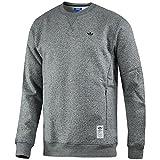 adidas Originals Premium Crew Pullover Sweatshirt Trefoil Sweater (S)