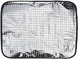 Relags Sitzkissen, Alu-PE Kissen Silber 35 x 45 x 0.2 cm