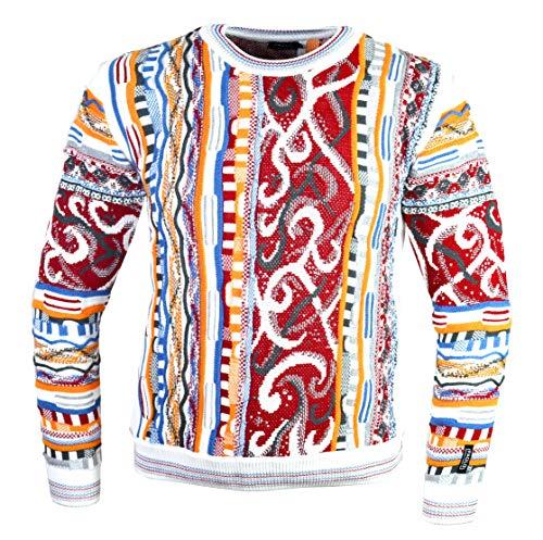 Paolo Deluxe Goldline Sweater PAKO Expressive Hardcore White (54) - Deluxe Pullover