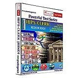 Practice Guru IBPS CLERK Test Series (CD...