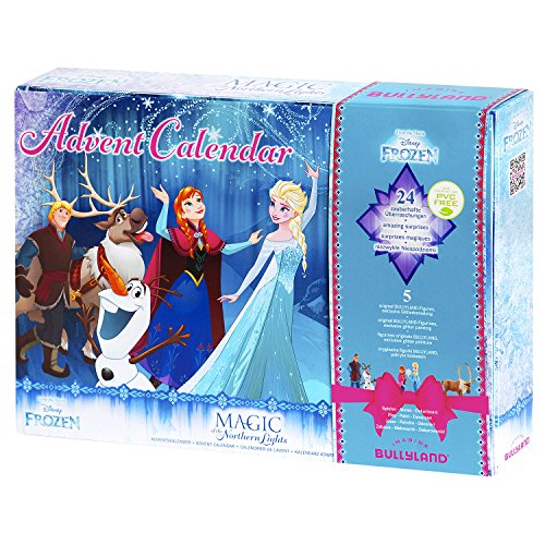 Bullyland 12196 – Calendario de Adviento Disney La reina de hielo 2 Northern Lights parte