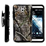 HTC Desire 610 Case, HTC Desire 610 Holster, Two Layer Hybrid Armor Hard