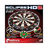 Unicorn Dart Board Eclipse HD2 TV Edition Bristle - 2
