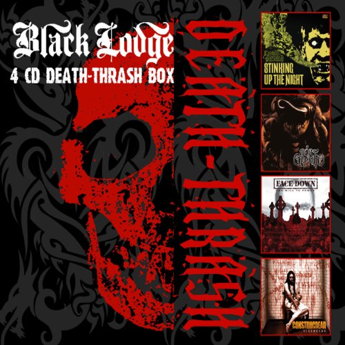 Black Lodge Death/Thrash 4cd Box -