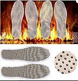 SiamsShop Taglia: 36, tormalina self riscaldamento riscaldato piede magnetico massaggio soletta a infrarossi lontani Warm shoe Pad