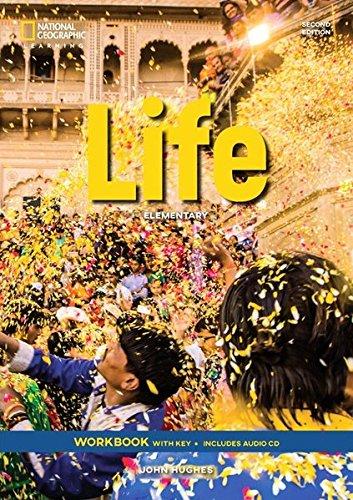 Life. Elementary. Workbook. With key. Per le Scuole superiori. Con e-book. Con espansione online. Con CD-ROM