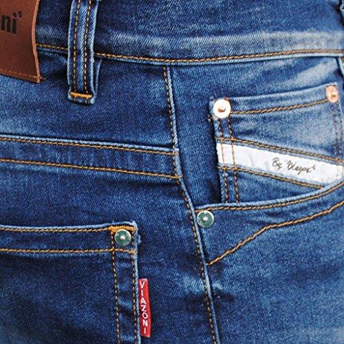 Viazoni Jeans Nino Blue Dunkelblau