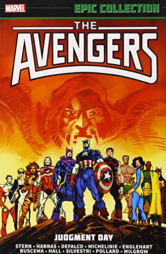 Avengers Epic Collection: Judgement Day (The Avengers Epic Collection) por Roger Stern