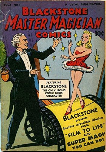 Blackstone Master Magician Comics v1 #1