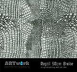 Wassertransferdruck WTD Design Folie ARTwork Reptil 50cm Breite