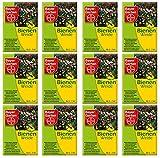 12 x 50 g Bayer Garten Bienenweide Saatgutmischung Blumensamen