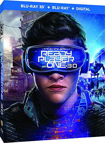 Ready Player One [Blu-ray 3D + Blu-ray + Digital]