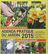 Agenda 2015 du jardin