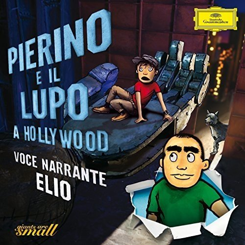 Pierino E Il Lupo a Hollywood