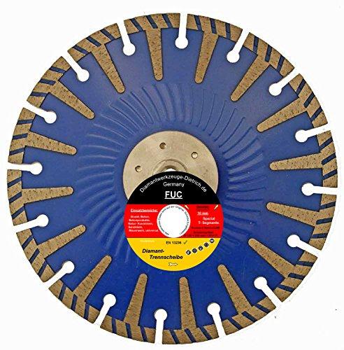 diamant-trennscheibe-fuc-oe-230-mm-aufnahme-m14-flansch-spezial-turbo-t-schneidrand-segmenthohe-10-m
