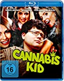 Cannabis Kid [Blu-ray] [Import allemand]
