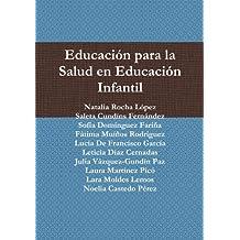 Educación para la Salud en Educación Infantil
