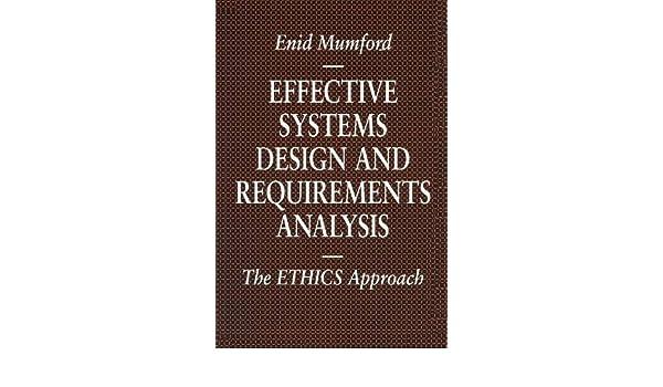 A Socio-Technical Approach to Systems Design